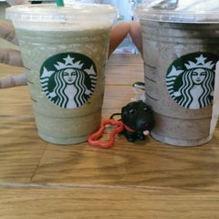 Photo taken at Starbucks by Sonya S. on 8/7/2012
