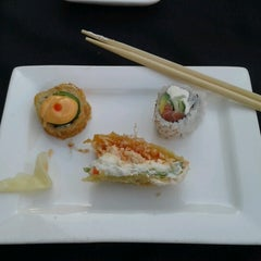 Photo taken at Banbu Sushi Bar & Grill by Venetia R. on 9/7/2012