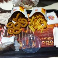 Photo taken at Burger King by Brayan T. on 8/27/2012