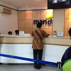Photo taken at Mandiri by Henry Setiawan on 5/16/2012