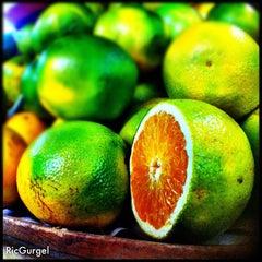 Photo taken at Mercado Municipal de Santo Amaro by Ricardo G. on 4/13/2012