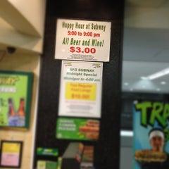 Photo taken at Subway by Evan M. on 8/25/2012