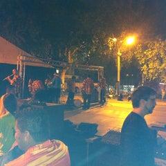 Photo taken at Praca Santos Dumont by Bruna S. on 6/30/2012