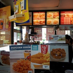 Photo taken at Church's Chicken by Joey M. on 8/19/2012