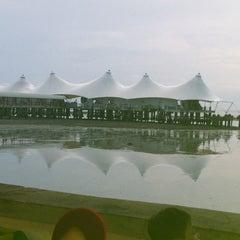Photo taken at Jeti Kuala Perlis (Jetty) by Aling . on 7/5/2012
