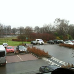 Photo taken at Van der Valk Hotel Heerlen by Andre K. on 2/17/2012