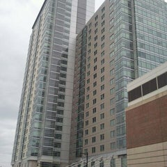 Photo taken at Boston University Student Village Two by Vain-Xavier L. on 4/8/2012