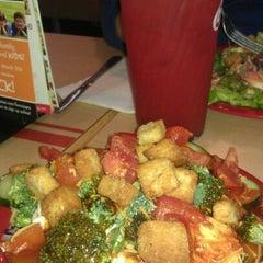 Photo taken at Sweet Tomatoes by Wayne Y. on 3/8/2012