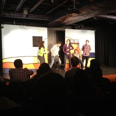 Photo taken at ImprovBoston by Graham S. on 4/20/2012