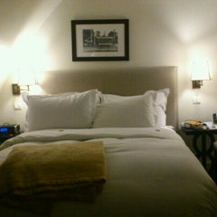 Photo taken at Hotel Baltimore by S J. on 8/10/2012