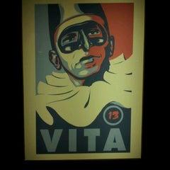 Photo taken at Caffe Vita by Marko H. on 3/10/2012
