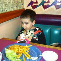 Photo taken at Macayo's Mexican Kitchen Tropicana by Brian F. on 3/10/2012