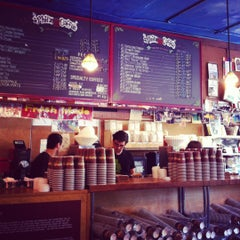 Photo taken at Philz Coffee by Peichieh C. on 5/6/2012