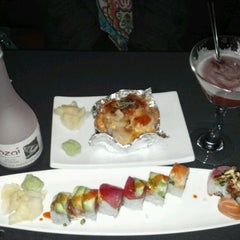 Photo taken at The Fish Restaurant & Sushi Bar by Tony S. on 2/7/2012