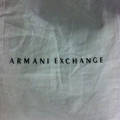 Photo taken at Armani Exchange by Angelo D. on 4/10/2012