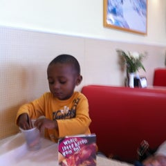 Photo taken at Nation's Giant Hamburgers by Margaret H. on 2/10/2012