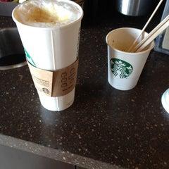 Photo taken at Starbucks by Jesse on 8/22/2012