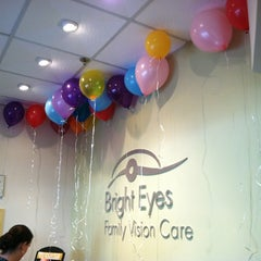 Photo taken at Bright Eyes Family Vision Care by Nathan B. on 3/7/2012