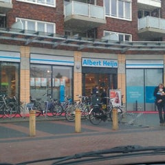 Photo taken at Albert Heijn by Martin M. on 2/28/2012