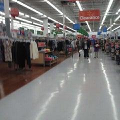 Photo taken at Walmart by Clio B. on 2/8/2012