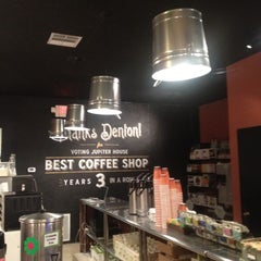 Photo taken at Jupiter House Coffee by Erica M. on 8/12/2012