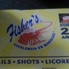 Photo taken at Fisher's Polanco by Garito on 7/21/2012