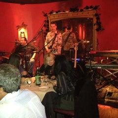Photo taken at The Fez by Tim Z. on 2/26/2012