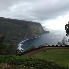 Photo taken at Waipiʻo Valley by Heather A. on 5/21/2012