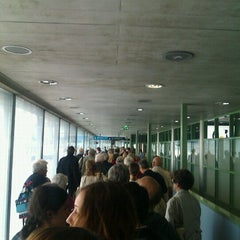 Photo taken at Terminal 2C by Margaux D. on 6/11/2012