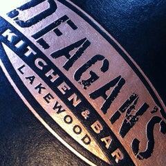 Photo taken at Deagan's Kitchen & Bar by Kris P. on 5/6/2012