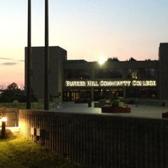Photo taken at Bunker Hill Community College by Elizabeth O. on 8/13/2012