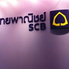 Photo taken at ธนาคารไทยพาณิชย์ (SCB) by Anuwat S. on 4/19/2012