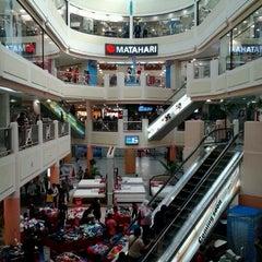 Photo taken at The Plaza Balikpapan by Wilyam H. on 6/24/2012
