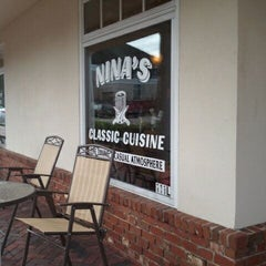 Photo taken at Nina's by Laura L. on 3/7/2012
