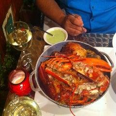 Photo taken at Chimu Peruvian Cuisine by Krista K. on 6/16/2012