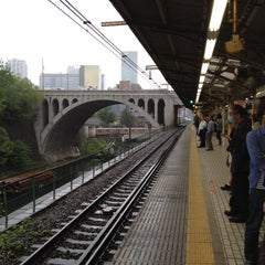 Photo taken at 御茶ノ水駅 (Ochanomizu Sta.) by Tak O. on 5/1/2012