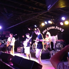 Photo taken at The Stone Pony by Steve P. on 7/14/2012