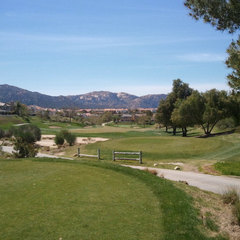 Photo taken at Red Hawk Golf Course by Edwin J. on 8/19/2012