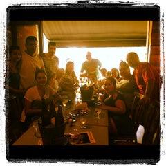 Photo taken at Bar do Jô by Mari L. on 9/8/2012