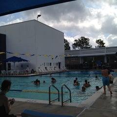 Photo taken at JCC Uptown by Clandestine N. on 8/26/2012