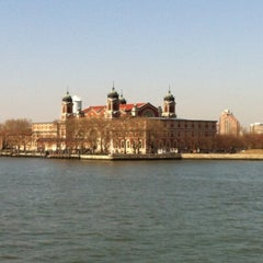 Photo taken at Ellis Island by Christopher A. on 3/28/2012