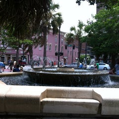 Photo taken at Marion Square by Iordanis K. on 5/27/2012