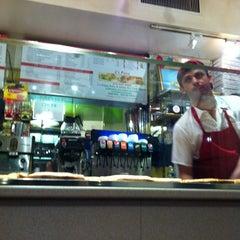Photo taken at J's Pizza by Patrick B. on 6/5/2012