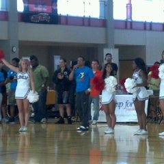 Photo taken at Student Recreation And Wellness Center (SRWC) by Erick H. on 5/5/2012
