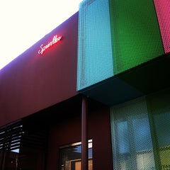 Photo taken at Sprinkles Cupcakes by Brett S. on 9/2/2012
