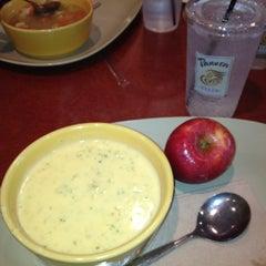 Photo taken at Panera Bread by Anastasia S. on 5/13/2012