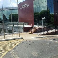 Photo taken at UniCEUB - Centro Universitário de Brasília by Alexander P. on 4/17/2012