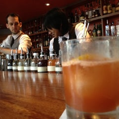 Photo taken at The Tasting Kitchen by Tatsu O. on 2/19/2012