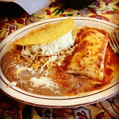 Photo taken at Los Toltecos by Brad S. on 3/16/2012