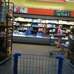 Photo taken at Walmart Supercenter by Annie on 6/15/2012